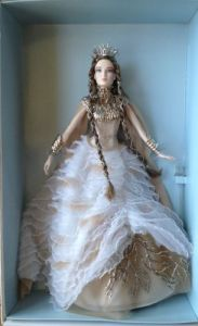 Lady of the White Woods™ Barbie® Doll n