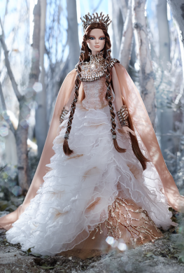 Lady of the White Woods™Barbie® Doll.