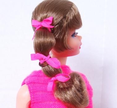 Light Brunette Side Ponytail Talking Barbie Doll