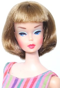 Light Silver Nutmeg Long Hair High Color American Girl