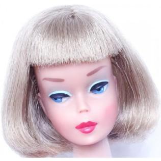 Long Silver Hair High Color AM