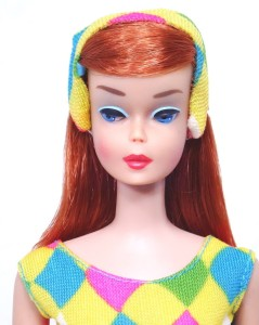 Midnight High Color Color Magic Barbie