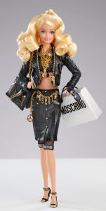 MOSCHINO BARBIE DOLL