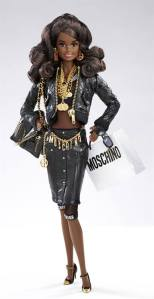Moschino Barbie dolls aa