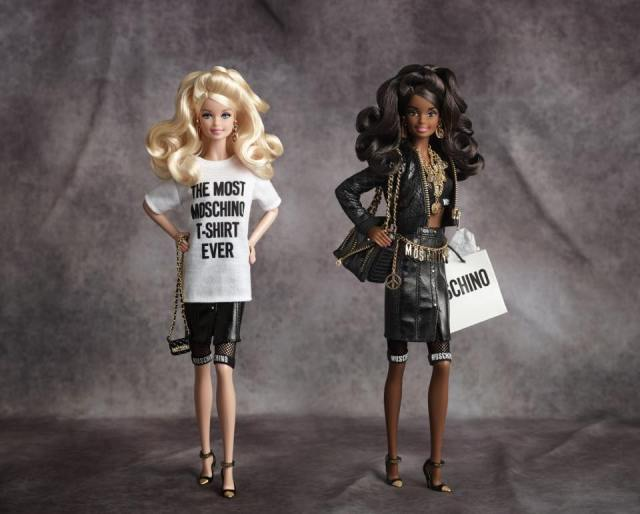Moschino Brabie Dolls