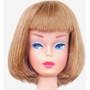 Nutmeg hair color AM