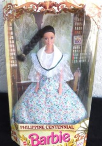 1959 – 2014 Fifty-five years big changes of the Barbie™ Doll (Part