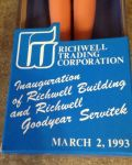 PHiLLIPINES march 2,1993 Richwell Co marks