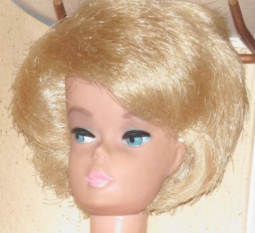 Platinum Bubble Cut Barbie