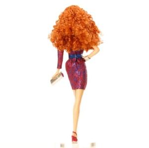Red hair b