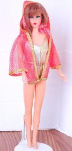 Redhead Titian Living Barbie Doll1