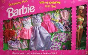 Sam's Club Dressing Fun Lots of Fashions gift set