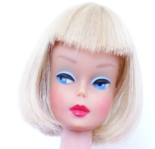 Silver Blonde Long Hair High Color American Girl 2