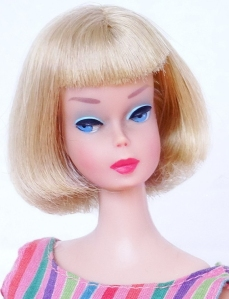 Silver Blonde Long Hair High Color American Girl