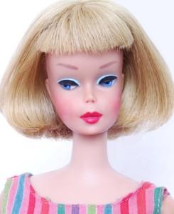 Silver Blonde Long Hair High Color face