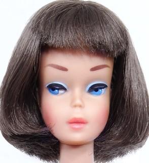 Silver Brunette Long Hair Medium Color AM