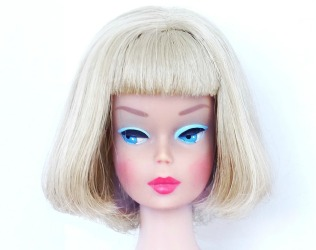 Silver Hair Long Hair High Color AM