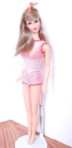 Silver Hair Twist 'N Turn doll