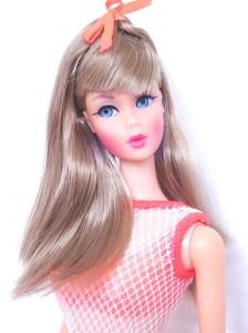 Silver Hair Twist 'N Turn face