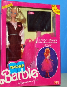 Teacher Barbie Doll Gift Set India Exclusive