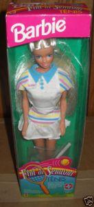 Tennis Barbie Brazil