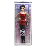 The Barbie Look® City Shine™ Barbie® Doll - Red Metallic Top