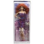 The Barbie Look® City Shine™ Barbie® Doll - Redhead