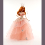 THE WIZARD OF OZ™ Fantasy Glamour GLINDA™ Doll side