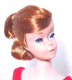 Titian Swirl Ponytail Barbie Doll