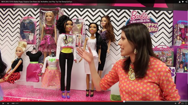 Toy Fair 2015 28 inch Barbie Dolls