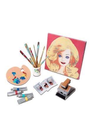 Warhol Barbie acc