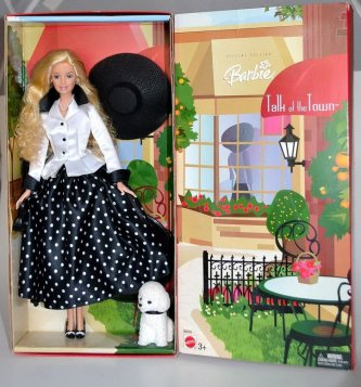 2000 Avon Talk of the Town Barbie
