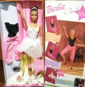 2000 Barbie Ballet Star aa