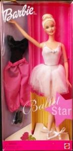 2000 Barbie Ballet Star
