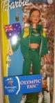 2000 Barbie Sydney 2000 fan aus