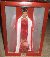 2000 Barbie® Doll 2000 aa