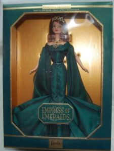 2000 Empress of Emeralds n
