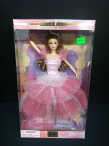 2000 Flower Ballerina The Nutcracker