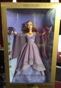 2000 Goddess of Spring™ Barbie® Doll n
