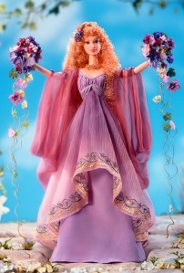 2000 Goddess of Spring™ Barbie® Doll