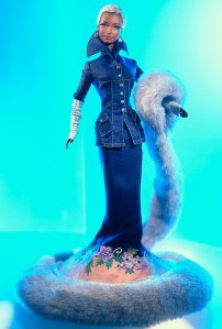 2000 Indigo Obsession™ Barbie fl