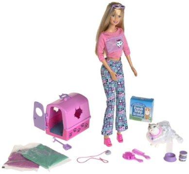 2000 Kitty Fun BARBIE Doll