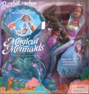 2000 Magical Mermaids Dolls AA