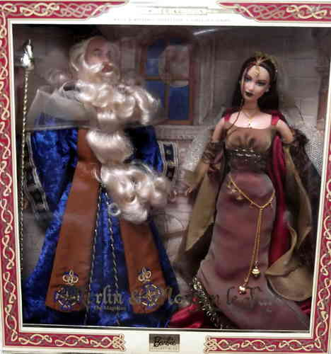 2000 Merlin and Morgan Le Fay