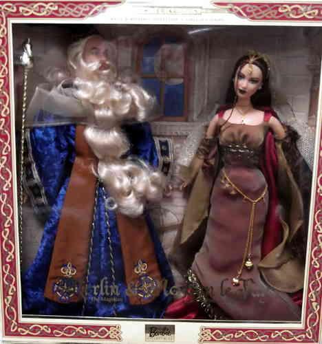2000 Merlin and Morgan Le Fay