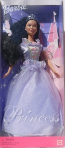 2000 Princess Barbie doll aa