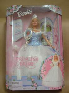 2000 Princess Bride Barbie n