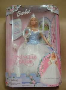 2000 Princess Bride Barbie n