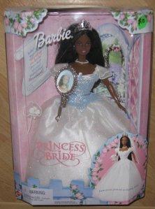 2000 Princess Bride Barbie