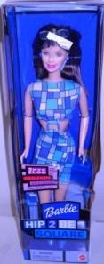 2000 Square Barbie doll bl
